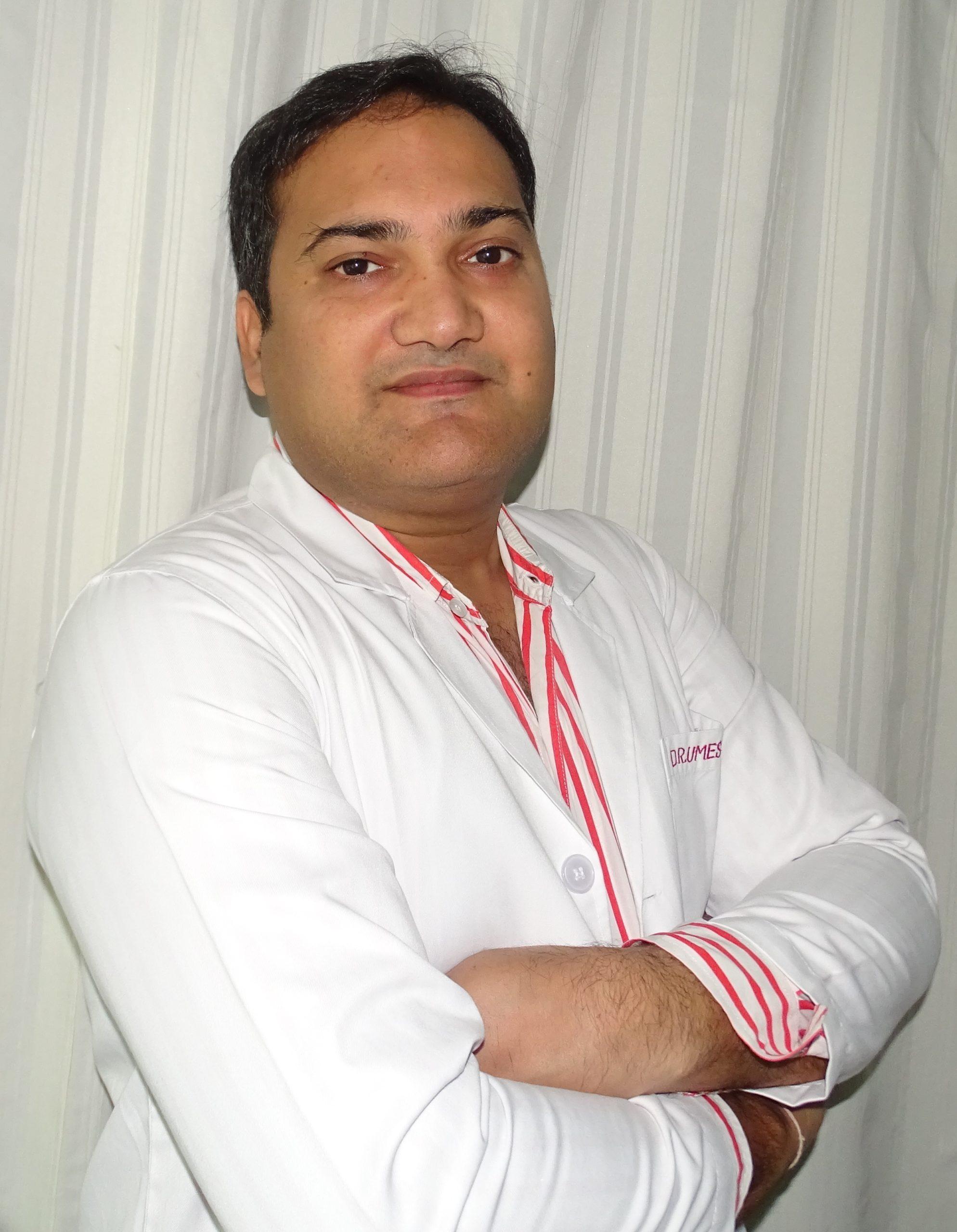 Dr. Sourabh Rawat