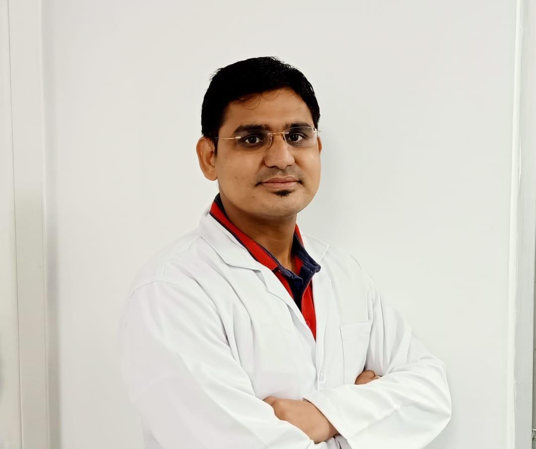 Dr.  Arun Kumar Jhajharia